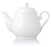 th чайника фарфора фабрики 19 столетий русский Стоковые Фото