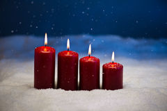 4th Advent Stock Images
