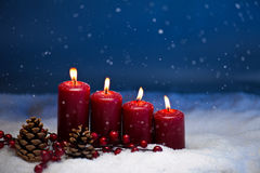 4th Advent Stock Photos