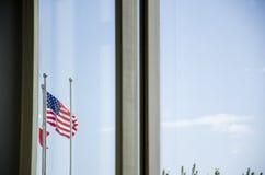 4th amerikanska flagganjuli patriotism USA Royaltyfri Foto