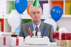 70th aniversário Imagens de Stock Royalty Free