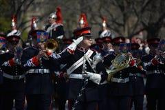 200th Aniversário da batalha de York Fotografia de Stock Royalty Free