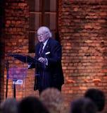 70th aniversário da libertação de Auschwitz Foto de Stock