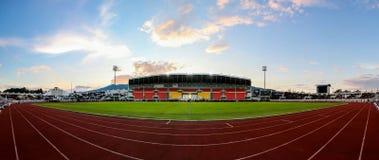 700th Anneversary Chiangmai Stadium Royalty Free Stock Photo