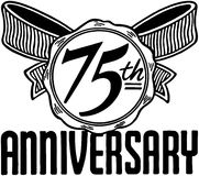 75th Anniversary Stock Photos