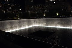 9/11 13th Anniversary @ Ground Zero 44 Stock Image