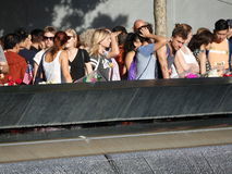 15th Anniversary Of 9/11 Part 2 28. Nearly 3,000 people in New York, Virginia, and Pennsylvania lost their lives on 9/11 in attacks carried out with hijacked Stock Images