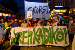 20th anniversary of the Sivas massacre Stock Photo