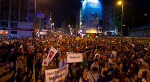 20th anniversary of the Sivas massacre Royalty Free Stock Photo