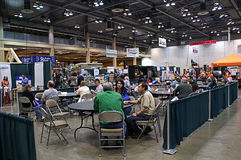 25th Annual Building Home and Remodeling Show Stock Images
