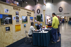 25th Annual Building Home and Remodeling Show Royalty Free Stock Image
