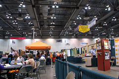 25th Annual Building Home and Remodeling Show Stock Photos