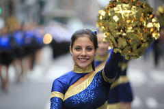 70th annual Columbus Day Parade in NYC Stock Photography