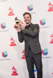 The 16th Annual Latin GRAMMY Awards Stock Photo