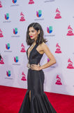 The 16th Annual Latin GRAMMY Awards. LAS VEGAS , NOV 19 : Model Alejandra Espinoza attends the 16th Annual Latin GRAMMY Awards on November 19 2015 at the MGM Royalty Free Stock Photography