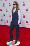 The 16th Annual Latin GRAMMY Awards. LAS VEGAS , NOV 19 : Musician Andres Nusser De Asto attends the 16th Annual Latin GRAMMY Awards on November 19 2015 at the Stock Images