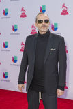The 16th Annual Latin GRAMMY Awards. LAS VEGAS , NOV 19 : Musician Miguel Bose attends the 16th Annual Latin GRAMMY Awards on November 19 2015 at the MGM Grand Royalty Free Stock Photography