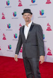 The 16th Annual Latin GRAMMY Awards. LAS VEGAS , NOV 19 : Musician Mister G attends the 16th Annual Latin GRAMMY Awards on November 19 2015 at the MGM Grand Royalty Free Stock Photo