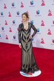 The 16th Annual Latin GRAMMY Awards. LAS VEGAS , NOV 19 : Singer/actress Tatiana Liary attends the 16th Annual Latin GRAMMY Awards on November 19 2015 at the MGM Stock Images