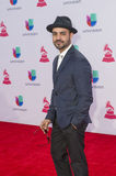 The 16th Annual Latin GRAMMY Awards. LAS VEGAS , NOV 19 : Singer Jean Rodriguez attends the 16th Annual Latin GRAMMY Awards on November 19 2015 at the MGM Grand Royalty Free Stock Image