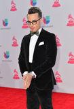 The 16th Annual Latin GRAMMY Awards. LAS VEGAS , NOV 19 : Singer Johnny Sky attends the 16th Annual Latin GRAMMY Awards on November 19 2015 at the MGM Grand Stock Image