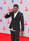 The 16th Annual Latin GRAMMY Awards. LAS VEGAS , NOV 19 : Singer OMI attends the 16th Annual Latin GRAMMY Awards on November 19 2015 at the MGM Grand Arena in Royalty Free Stock Image