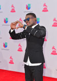 The 16th Annual Latin GRAMMY Awards. LAS VEGAS , NOV 19 : Singer OMI attends the 16th Annual Latin GRAMMY Awards on November 19 2015 at the MGM Grand Arena in Stock Photo