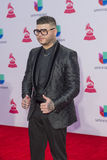 The 16th Annual Latin GRAMMY Awards. LAS VEGAS , NOV 19 : Singer/songwriter Farruko attends the 16th Annual Latin GRAMMY Awards on November 19 2015 at the MGM Royalty Free Stock Images
