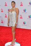 The 16th Annual Latin GRAMMY Awards. LAS VEGAS , NOV 19 : TV personality Laura Govan attends the 16th Annual Latin GRAMMY Awards on November 19 2015 at the MGM Stock Photos