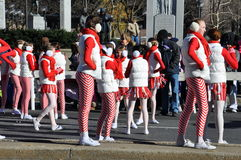 20th annual UBS Thanksgiving Parade Spectacular, in Stamford, Connecticut Royalty Free Stock Photography