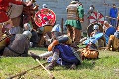 1150th 862 2012 antycznych rocznicowych narodzin dzwonili stolica dedykującego festiwal najpierw tutaj Ladoga książe stara reguła Zdjęcia Royalty Free