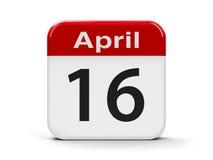 16th April Royaltyfri Fotografi