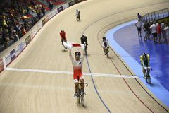 38th ASIAN TRACK CHAMPIONSHIP 2018 Royalty Free Stock Photos