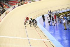 38th ASIAN TRACK CHAMPIONSHIP 2018 Stock Images