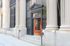 5th Avenue architecture Stock Image