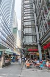 8th avenue Stock Images