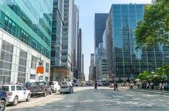 6th avenue Stock Photo