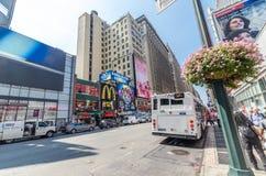 7th avenue Stock Photos