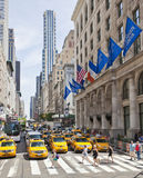 5th Avenue Royalty Free Stock Photo