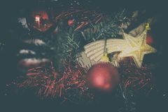 2010 28th background christmas december detail isolated over photo taken tree white στοκ εικόνες με δικαίωμα ελεύθερης χρήσης