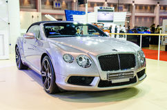 The 35th Bangkok International Motor Show 2014 Royalty Free Stock Photo