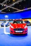The 35th Bangkok International Motor Show 2014 Royalty Free Stock Photo