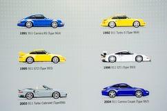 The 35th Bangkok International Motor Show 2014 Stock Photo