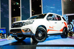 The 35th Bangkok International Motor Show 2014 Royalty Free Stock Image