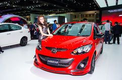 The 35th Bangkok International Motor Show 2014 Stock Photo
