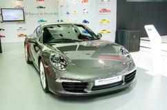 The 35th Bangkok International Motor Show 2014 Royalty Free Stock Images