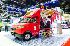 The 35th Bangkok International Motor Show 2014 Stock Photos