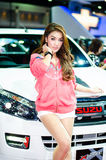 The 35th Bangkok International Motor Show 2014 Royalty Free Stock Image