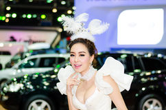 The 35th Bangkok International Motor Show 2014 Royalty Free Stock Photography