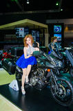 The 35th Bangkok International Motor Show 2014 Stock Images